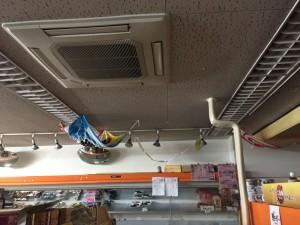 業務用エアコン 取替え修理 名古屋