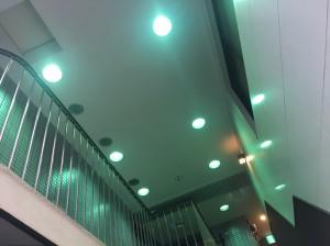 LED照明取替前