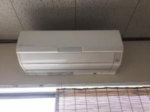 エアコン移設工事