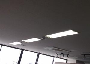 照明配線工事