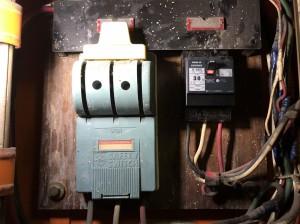 配線遮断器