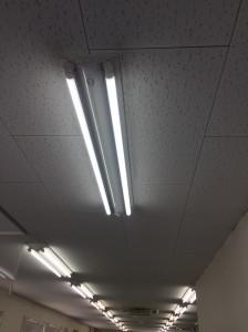 LED バイパス工事