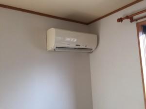 エアコン室内機
